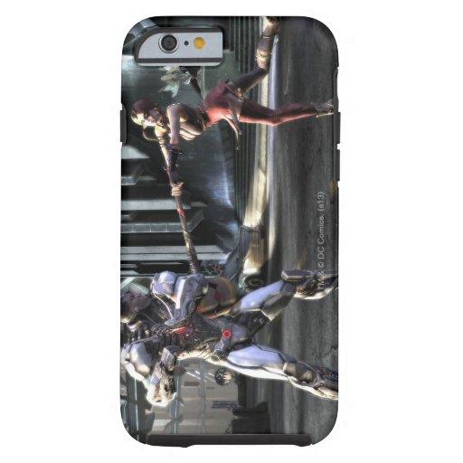 Screenshot: Cyborg vs Harley iPhone 6 Case
