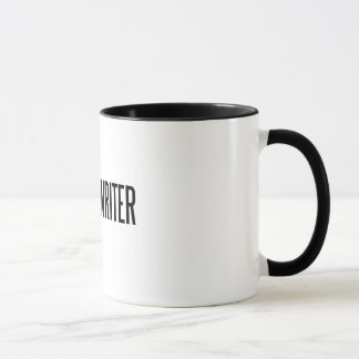 Screenwriter classic 11oz ringer mug