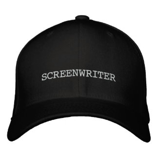 SCREENWRITER Embroidered Hat