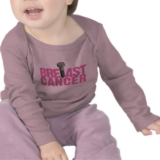 Screw Breast Cancer T Shirt