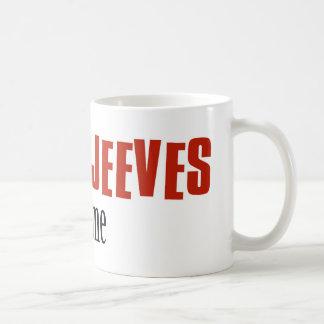 Screw Jeeves Coffee Mug