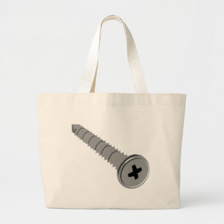 Screw Large Tote Bag
