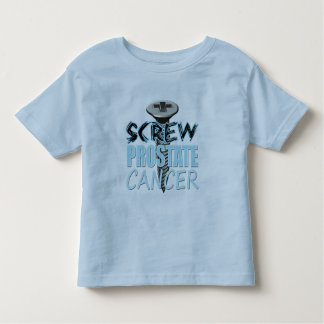 Screw Prostate Cancer Tee Shirt