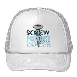 Screw Prostate Cancer Trucker Hat