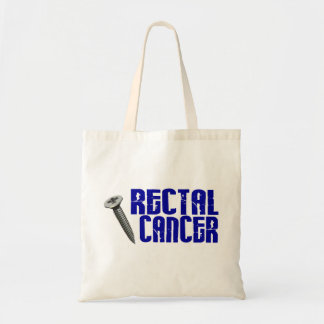 Screw Rectal Cancer 2 Tote Bag