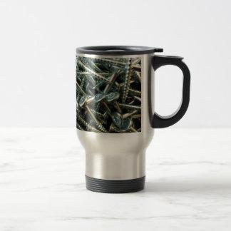 Screw Travel Mug