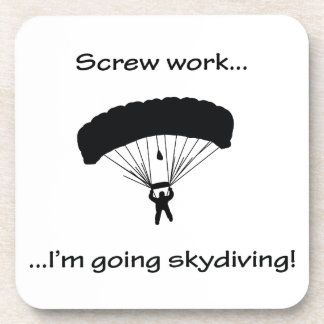 Screw Work...Going Skydiving Coaster