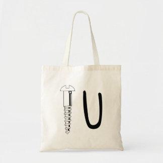 Screw you bag