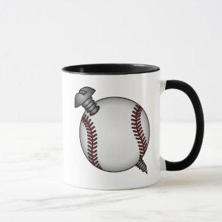 Screwball Coffee Cup