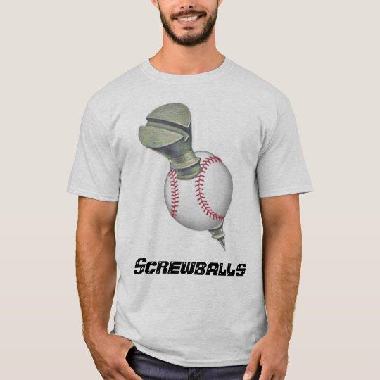 Screwballs #18 T-Shirt