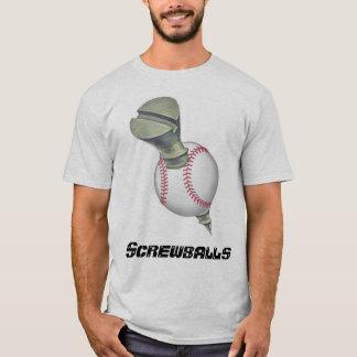 Screwballs #4 T-Shirt