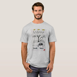 Screwballs™ Double Martini T-Shirt