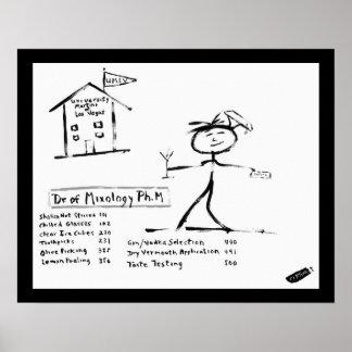 Screwballs™ PhM Degree Poster Art