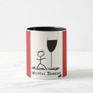 Screwballs™ Wishful Thinking Coffee Mug