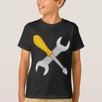 Screwdriver and Wrench T-Shirt