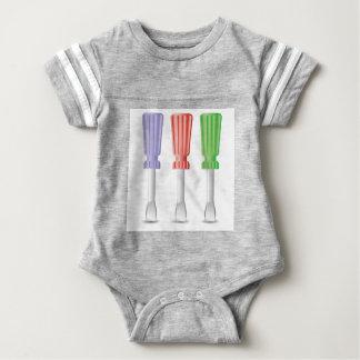 screwdrivers baby bodysuit