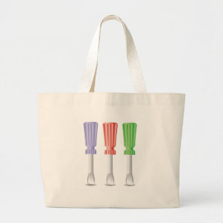 screwdrivers large tote bag