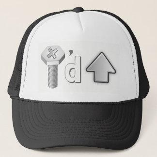 Screwed Up Funny Trucker's Hat