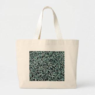 Screws Large Tote Bag