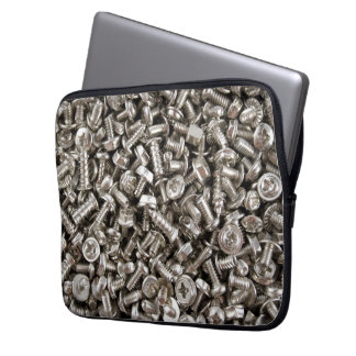 Screws Loose Electronics Bag Computer Sleeves
