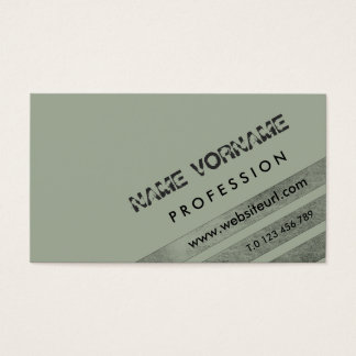 scribble business card
