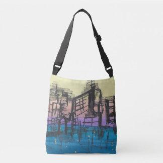 Scribble City Sling bag