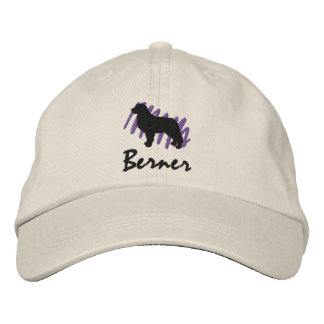 Scribbled Berner Embroidered Hat