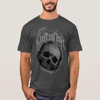 Scribbled skull T-Shirt