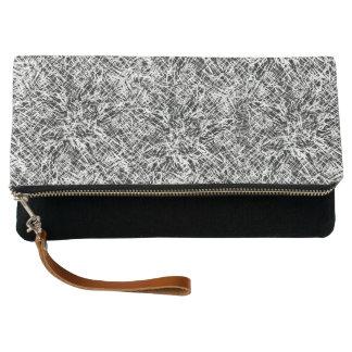 Scribbles Clutch Bag