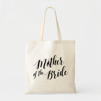 Script Tote | Mother of the Bride Budget Tote Bag