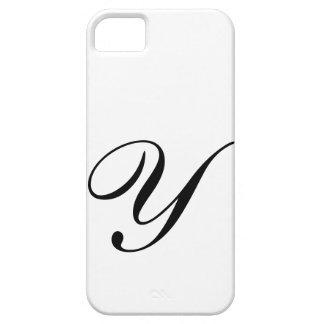 Script Y iPhone 5 Case