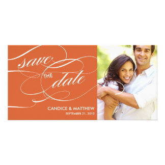 SCRIPTED | SAVE THE DATE ANNOUNCEMENT CARD