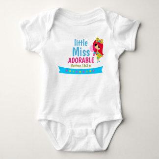 Scripture Baby Jersey Bodysuit