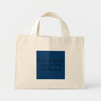 Scripture Tote Bag