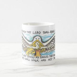 Scriptured offee mug