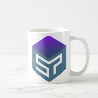 Scriveremo cube coffee mug