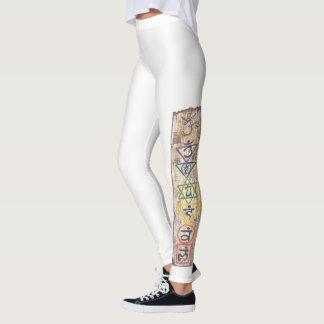 scroll 7 leggings