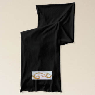 Scroll design by  bbillips on your scarf