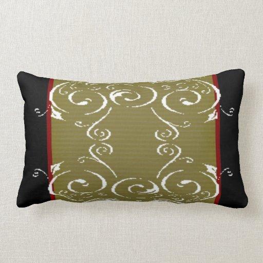 Scroll Design Pillows