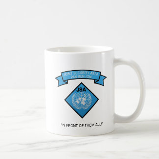 Scroll & Diamond Coffee Mug