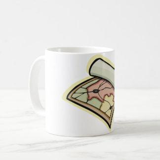 Scroll Map Mug