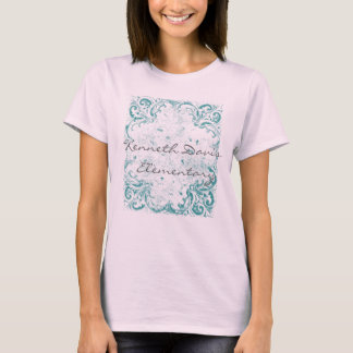 scroll shirt,  Kenneth Davis    Elementary T-Shirt