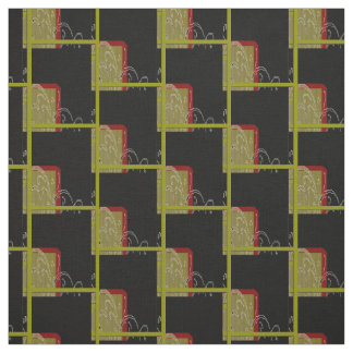 Scrolls Fabric