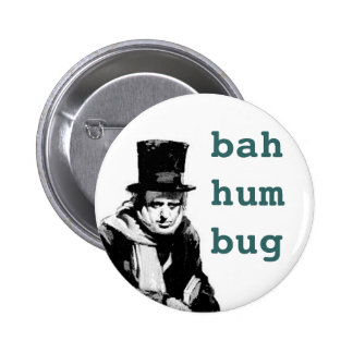 scrooge, 2 inch round button