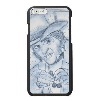 Scrooge in blue incipio watson™ iPhone 6 wallet case