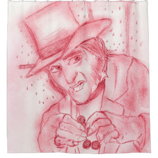 Scrooge in Red