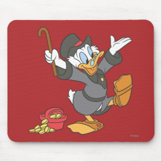Scrooge McDuck Mouse Pad