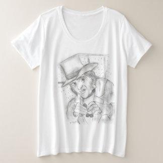 Scrooge Plus Size T-Shirt