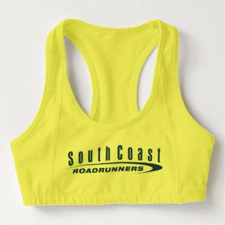 SCRR Sports Bra Neon Yellow