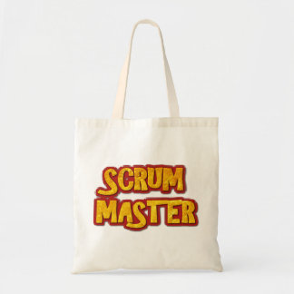 Scrum Master bag